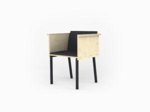 sillon caja