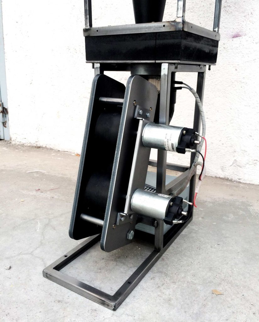 Detalle del mecanismo