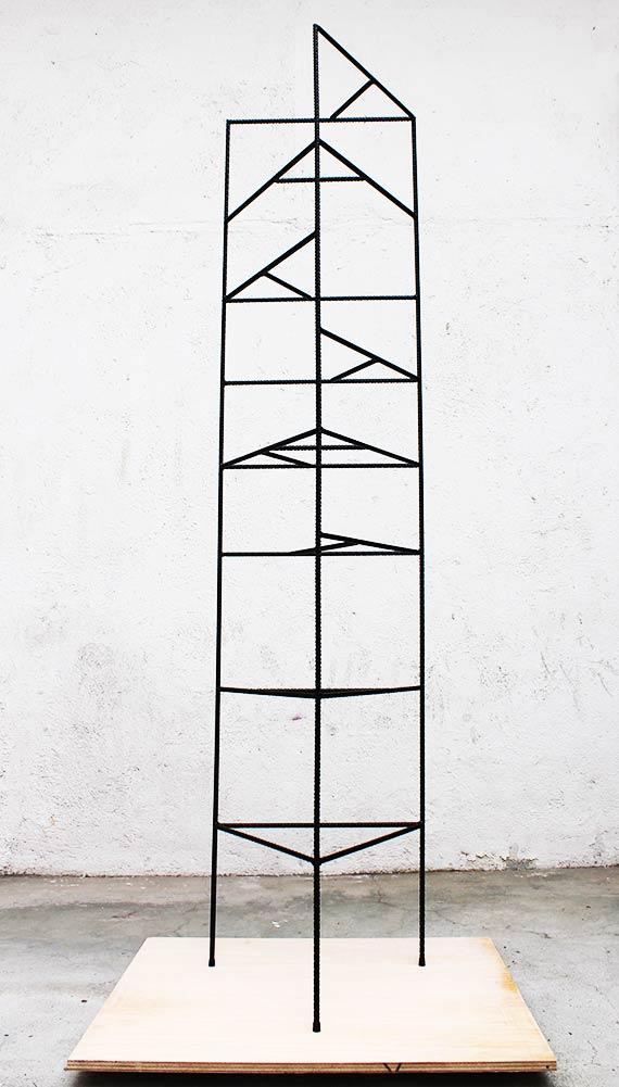Estructura del macetero
